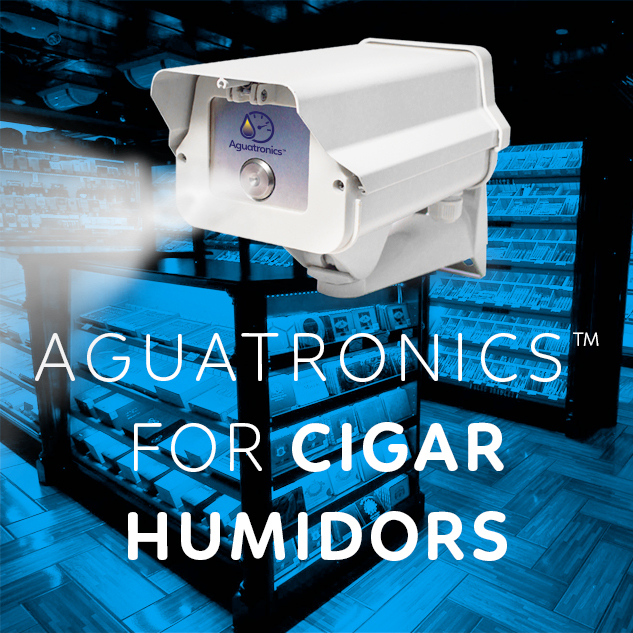 Aguatronics™ for tobacco and cigars
