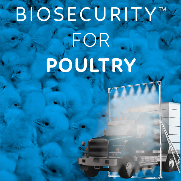 Biosecurity™ for poultry