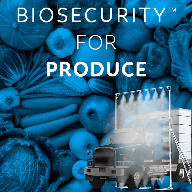 Biosecurity™ for produce