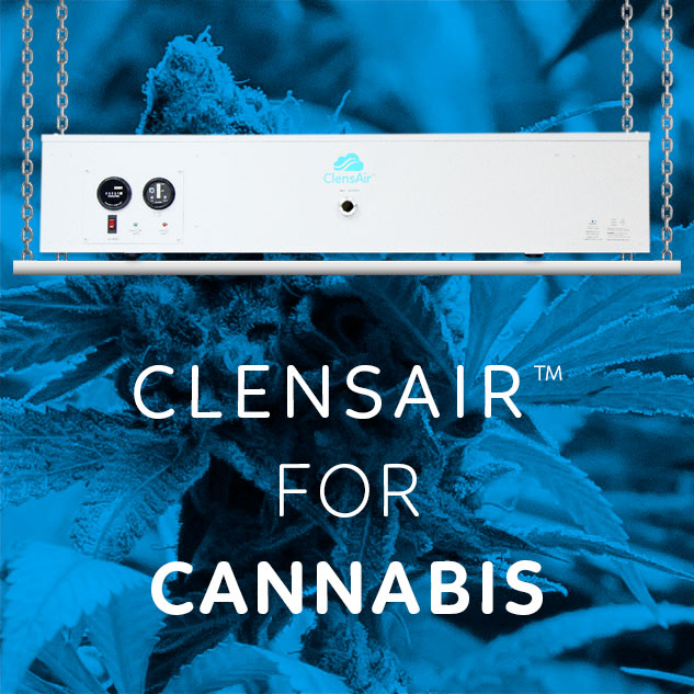 ClensAir™ for cannabis
