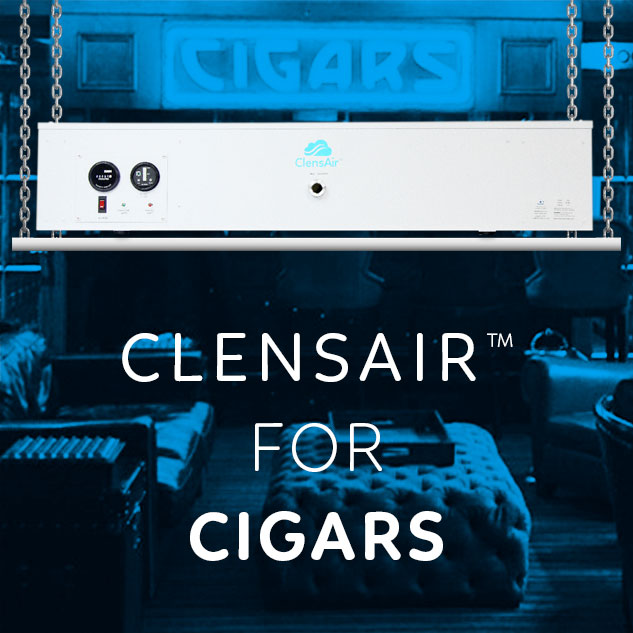 ClensAir™ for tobacco and cigars