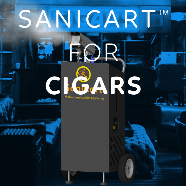 Sanicart™ for tobacco and cigars